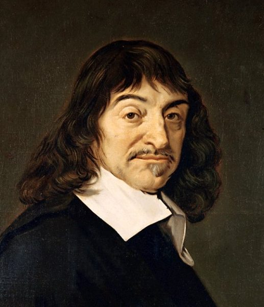 Portrait - Rene Descartes