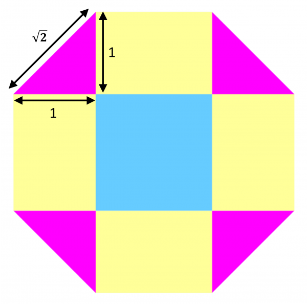 octagon lengths