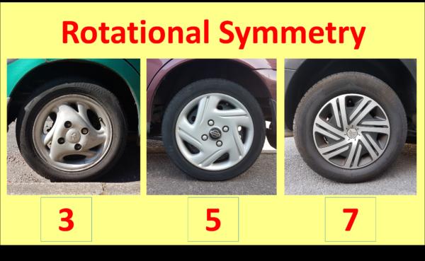 Rotational Symmetry 2