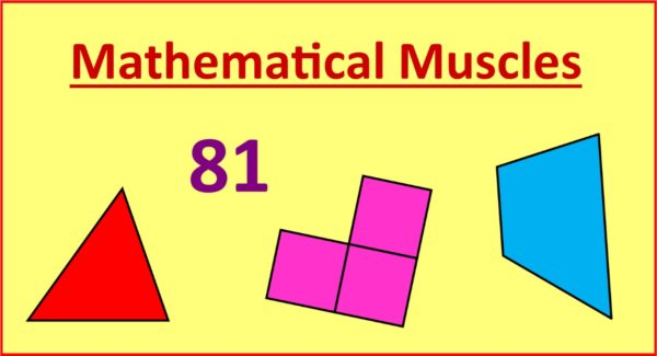Mathematical Muscles